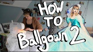 Ballgown making | Progress log #2 | Petticoat