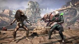Mortal Kombat XL (Xbox One) Klassic Tower as Predator