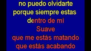 Espinita  -  Mocedades -  karaoke   Tony Ginzo