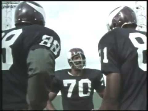 Minnesota Vikings Vs Dallas Cowboys 1969 Playoff Bowl Youtube