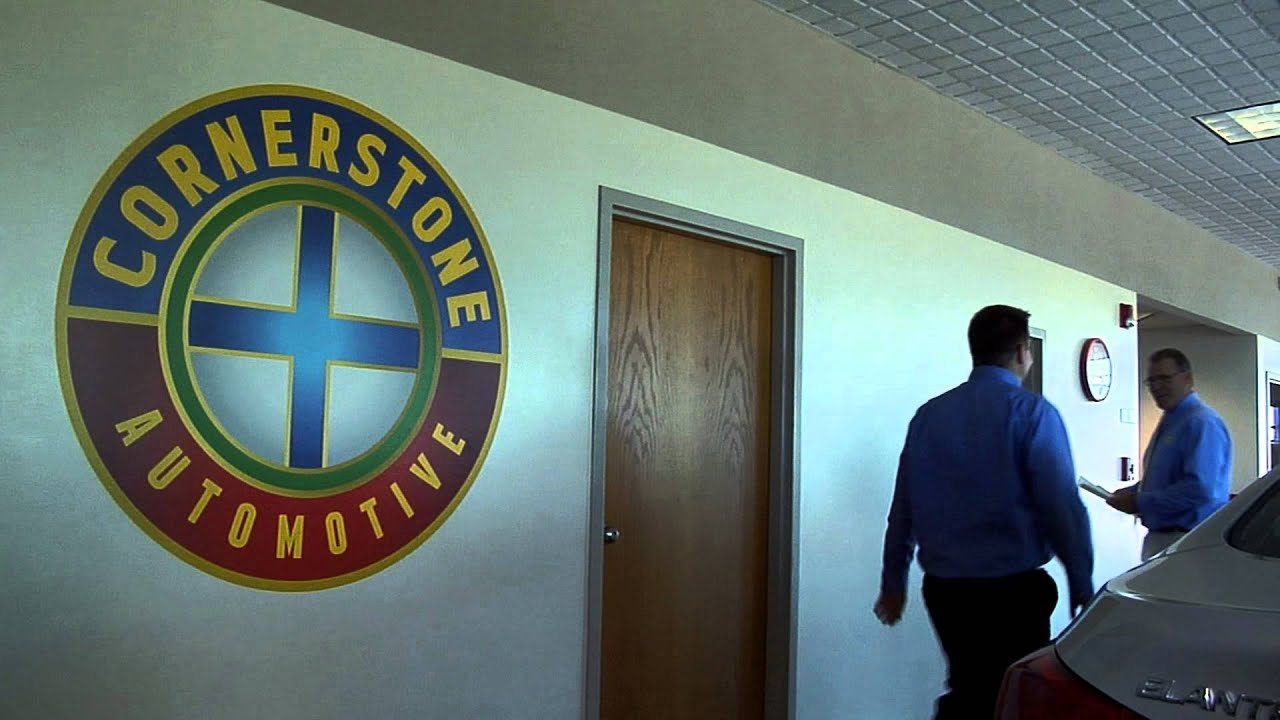 Cornerstone Auto Elk River >> Cornerstone Automotive: Our Values 1 - YouTube