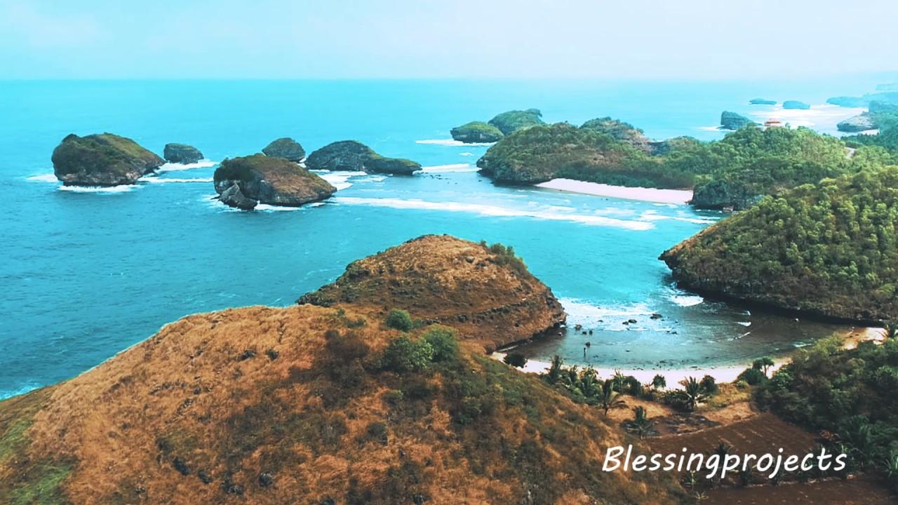 Keindahan Pantai Watu Karung Pacitan Jawa Timur Youtube