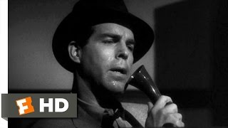 Double Indemnity (1/9) Movie CLIP - I Killed Him (1944) HD