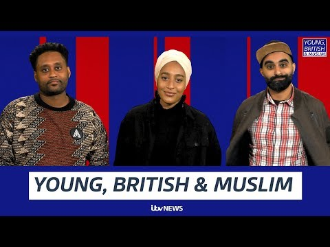 Young, British and Muslim - Episode 1: Changing what it means to be YBM   ITV News