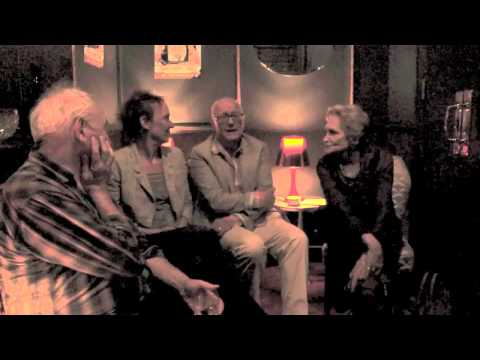 5 Questions For... Sian Phillips, Niall Buggy, Lucy Bailey & William Dudley, 2014