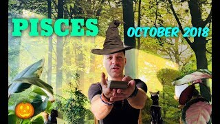 Video PISCES October 2018 - IMPORTANT NEW BEGINNING   Healing & Love - Pisces Horoscope Tarot download MP3, 3GP, MP4, WEBM, AVI, FLV September 2018