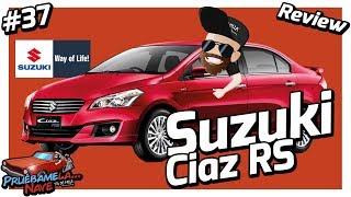 PruebameLa Nave 37 Suzuki Ciaz 2018