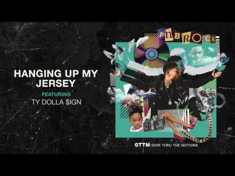 Thumbnail: PnB Rock - Hanging Up My Jersey feat. Ty Dolla $ign [Official Audio]