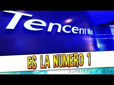 VAYA LOCURA | Tencent, propietaria de League of Legends, factura más que Sony y Microsoft ...JUNTAS
