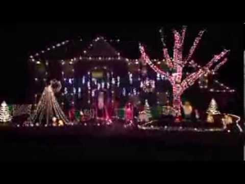 Moss Creek Christmas Light Show Pecan Grove Plantation, Texas - Moss Creek Christmas Light Show Pecan Grove Plantation, Texas - YouTube