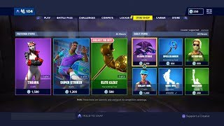 'NEW' SOCCER SKINS ARE BACK FORTNITE ITEM SHOP - Fortnite SEASON 9 Live (Fortnite Battle Royale)