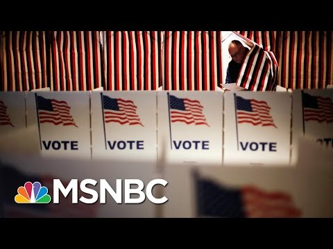 Record Turnout Expected In New Hampshire Primary | MSNBC