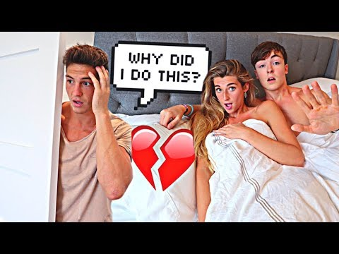I Let My Girlfriend Date Another Youtuber...*Bad Idea*