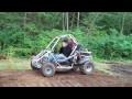 250cc Go Kart Jumps