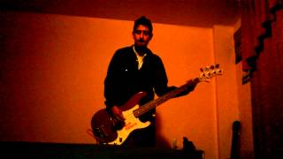 i hate every bone in your body but mine poison bass improvised cover