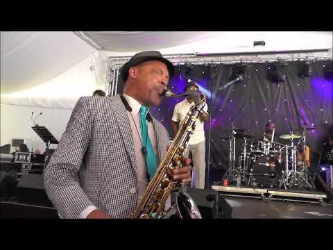 I'll Be Around - Tom Braxton feat. Larry Braggs at 2. Algarve Smooth Jazz Festival (2017)