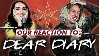 Wyatt and Lindsay React: Dear Diary by Bring Me The Horizon