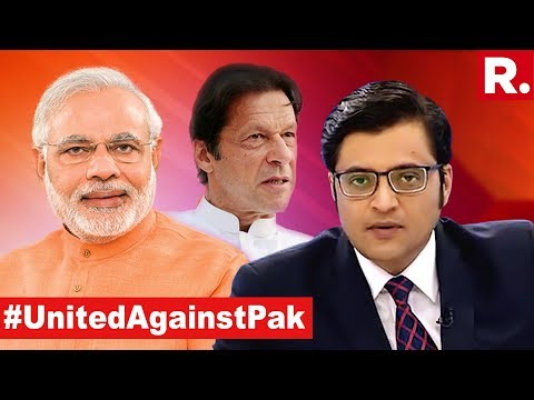 #UnitedAgainstPak: India Shows Pak How It's Done | The Debate With Arnab Goswami