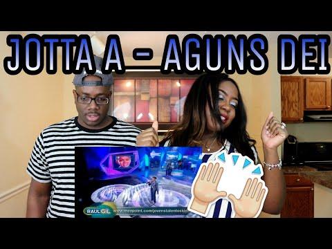 Jotta A - Agnus Dei|Couple Reacts