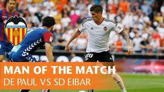 Video Gol Pertandingan Valencia CF vs Eibar