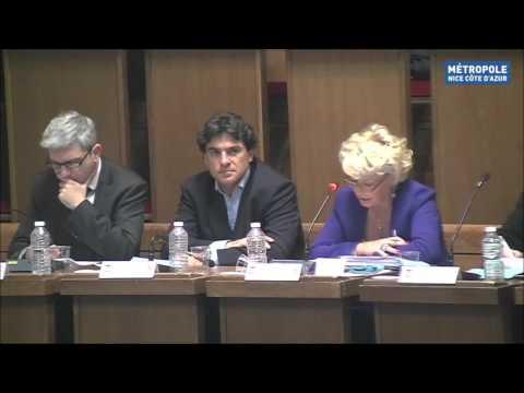 Marie-Christine Arnautu sur le contrat régional d'équilibre territorial avec la région PACA.