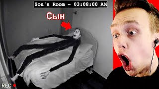 Её Сын PacTeT по Ночам и Oн Свою Мать........................................- Самое Страшное Видео