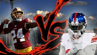Odell Beckham Jr. vs. Josh Norman | Battle of the Century: Part 3ᴴᴰ