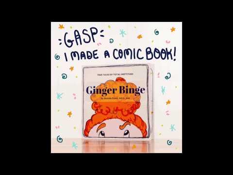 GINGER BINGE IS HERE!!!