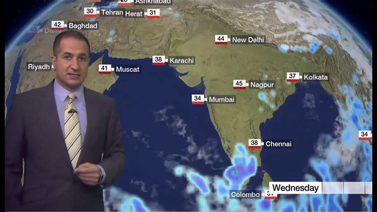 Weather Events 2019 - Heat, heat, heat (USA & Asia) - BBC News - 29th May  2019