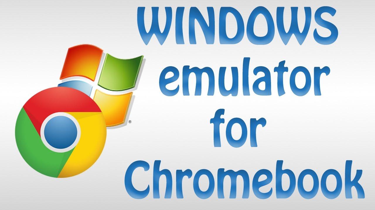 ExaGear - Windows Emulator for Chromebook