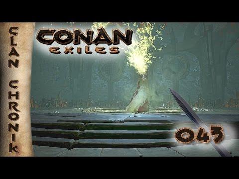 Conan Exiles | CLAN Chronik EP43: Ich komm zu Dir ins Säurebad !