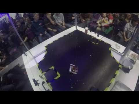 Bristol Antweight Robot Wars 4