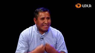 Entrevista a Rubén Maquera, Proyecto de Educación Intercultural UDLA