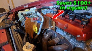 Download Replace Camshaft Crankshaft Sensor Nissan Xtrail Altima