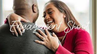 Engagement Photoshoot in a Hot…