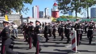 Streetparade Rotterdam 2011