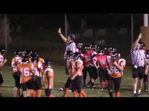 CGLR-A Waynesburg vs Jefferson-Morgan on 20120911 (HD)