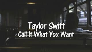 Baixar Taylor Swift - Call It What You Want (Sub. Español)