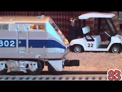 Happy 40th Birthday Amtrak!!