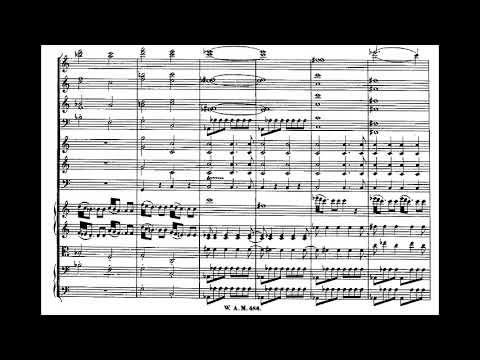 W. A. Mozart - Der Schauspieldirektor (Overture) (1786)