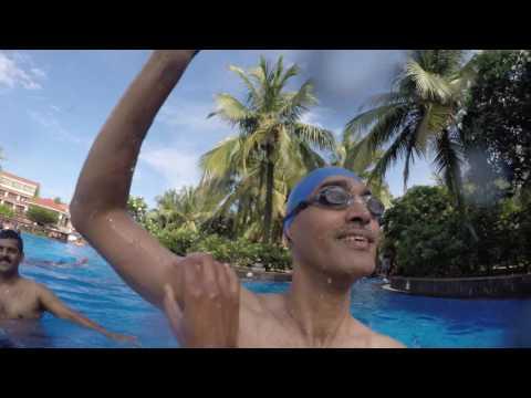 Ocean Spray Water Polo 4K video - 5