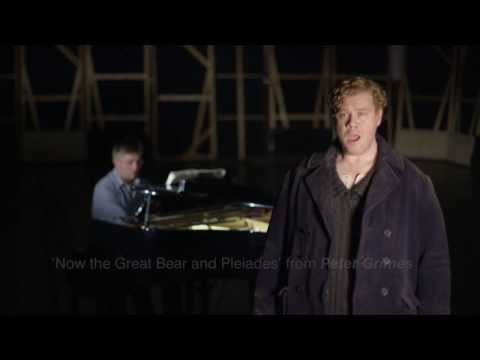 Stuart Skelton sings the Great Bear and Pleiades from Peter Grimes by Benjamin Britten