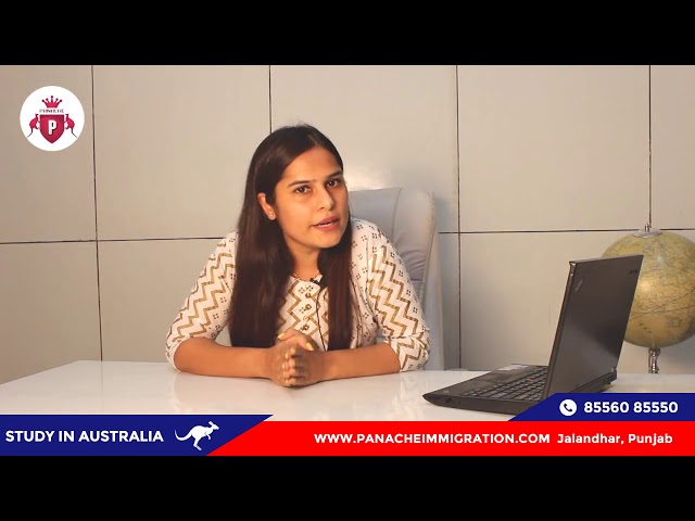 Panache Immigration, Study in Australia Without IELTS
