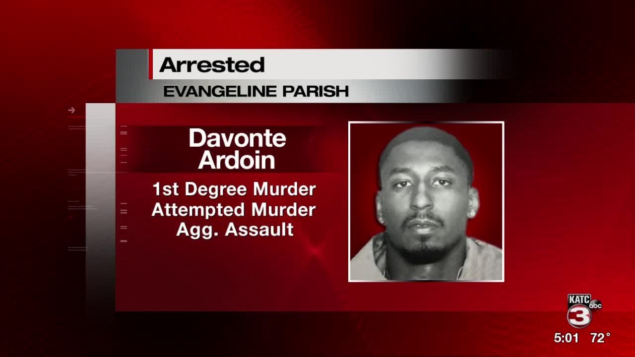 UPDATE: Police identify victims, suspect in Ville Platte slaying