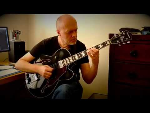 So What played on Ibanez AF 71F