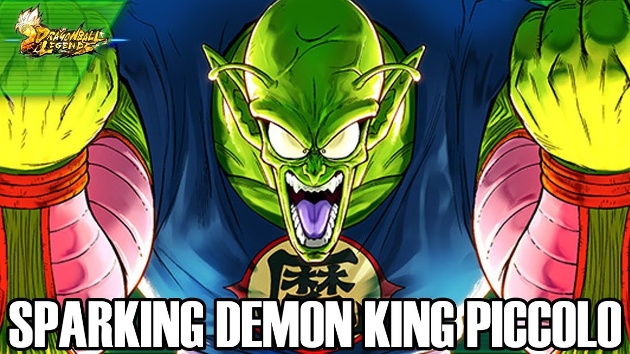 SPARKING DEMON KING PICCOLO & SPARKING HERCULE ARE HERE!!! Dragon Ball Legends Info!