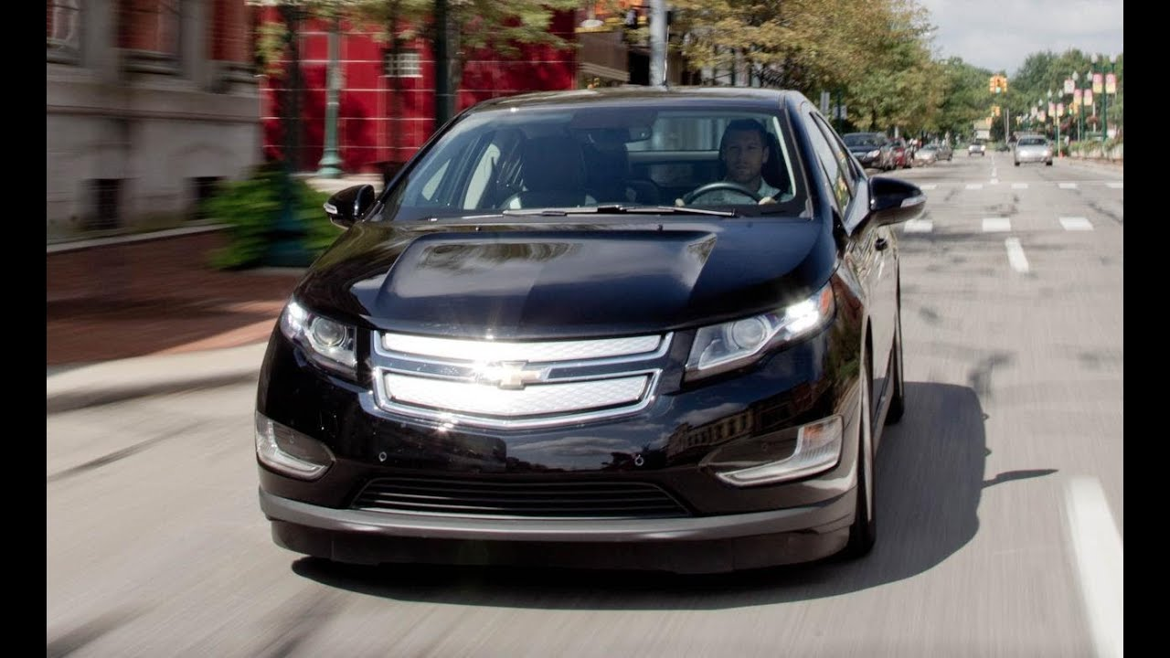 2017 Chevrolet Volt Name That Exhaust Note Episode 101 Car And Driver