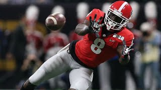 "Riley Ridley Highlights /""Believer""/ Georgia Highlights"
