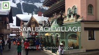 Saalbach Village, Austria | Allthegoodies.com