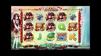 Koi Princess im Netent Paypal Casino